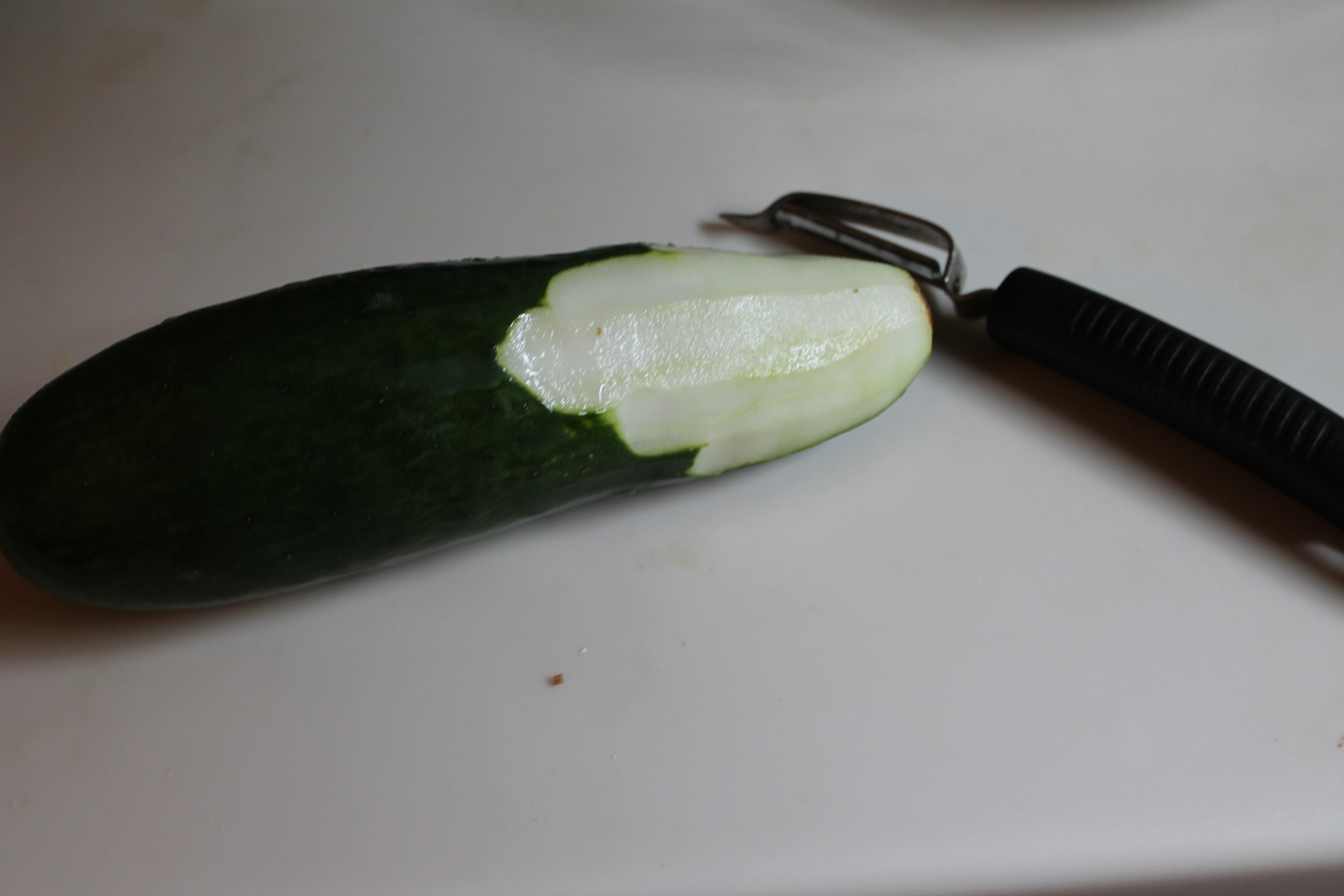The Dreaded Cucumber