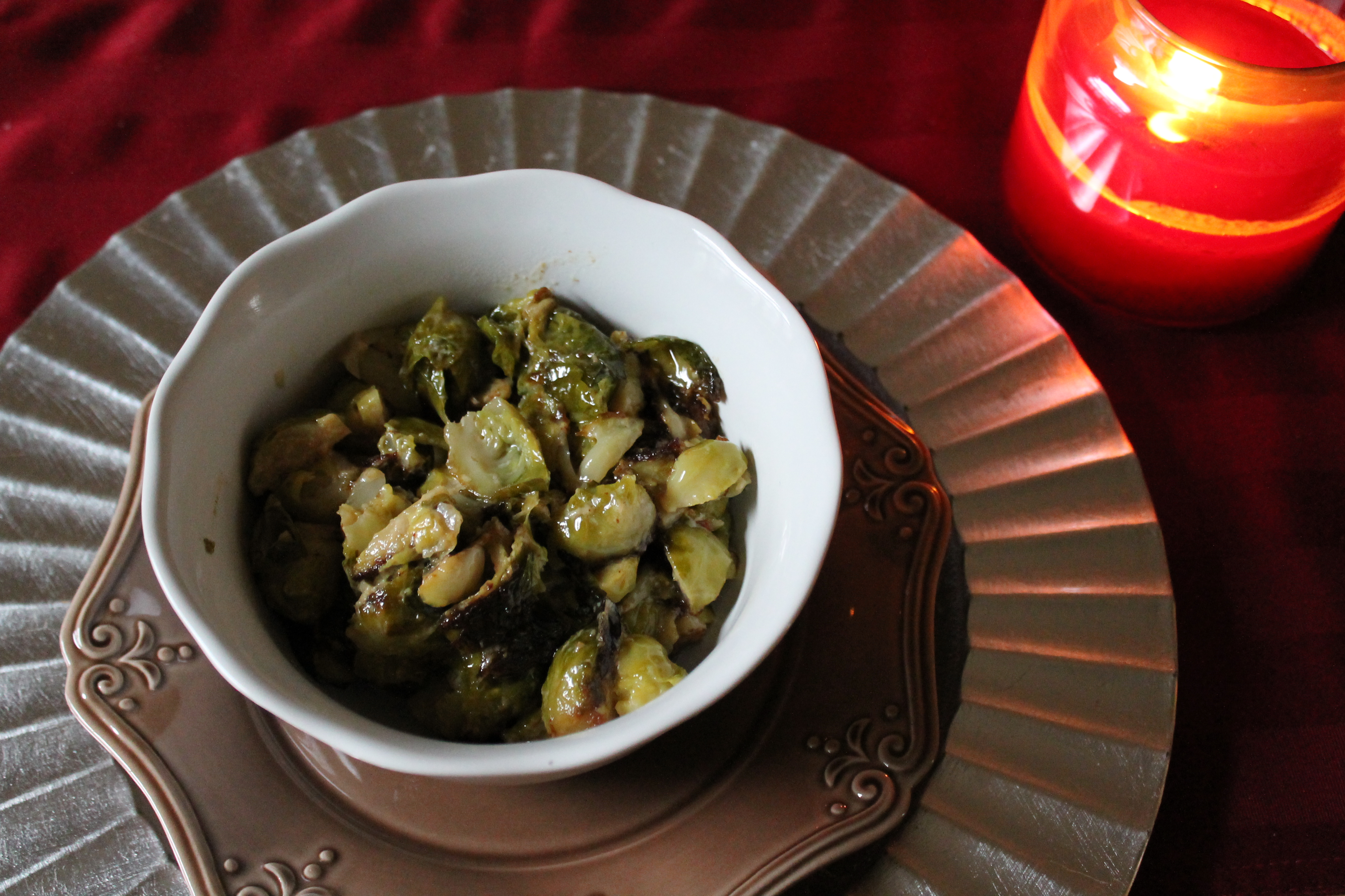 Super Delicious Brussels Sprouts