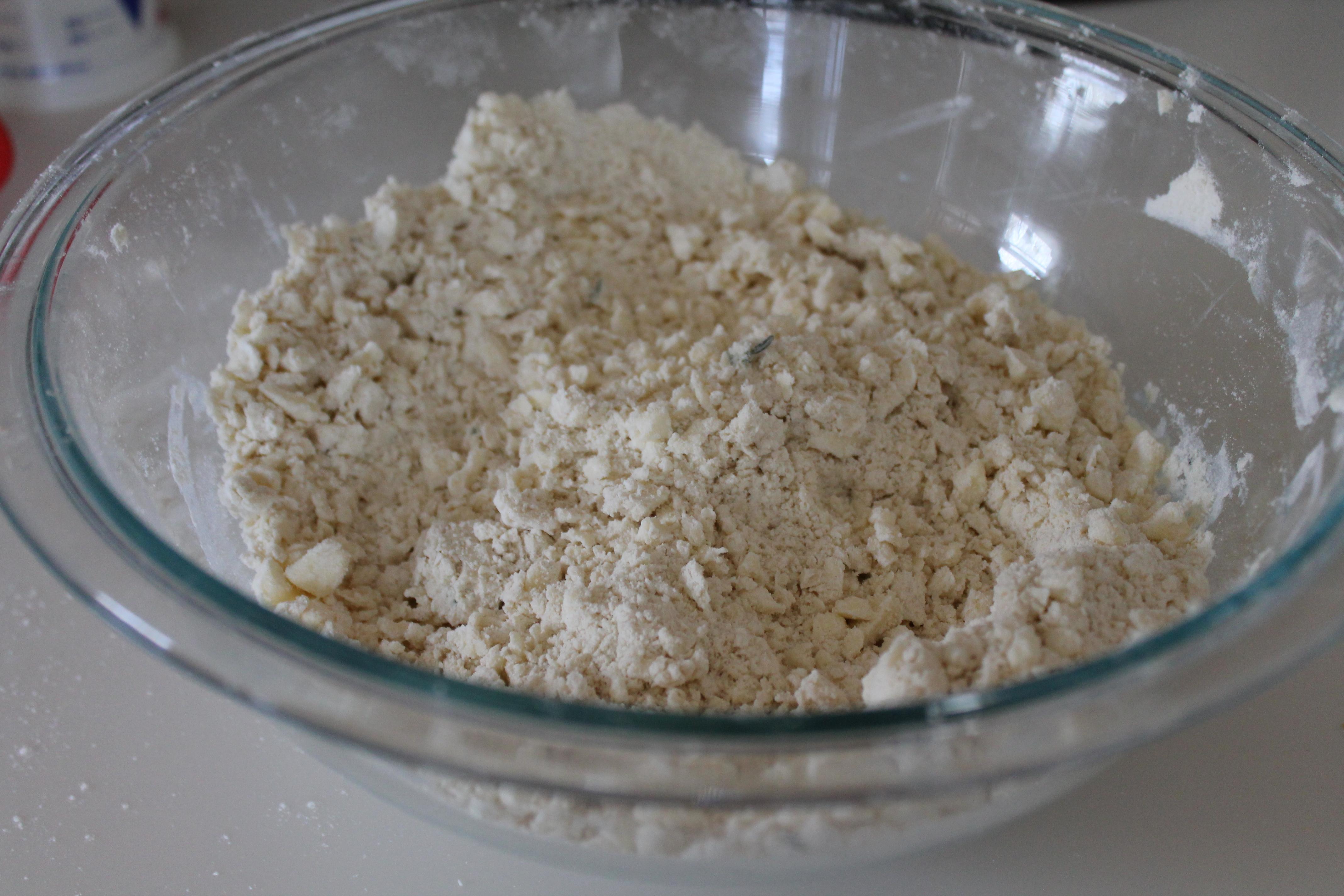 Soon-to-Be Tart Crust