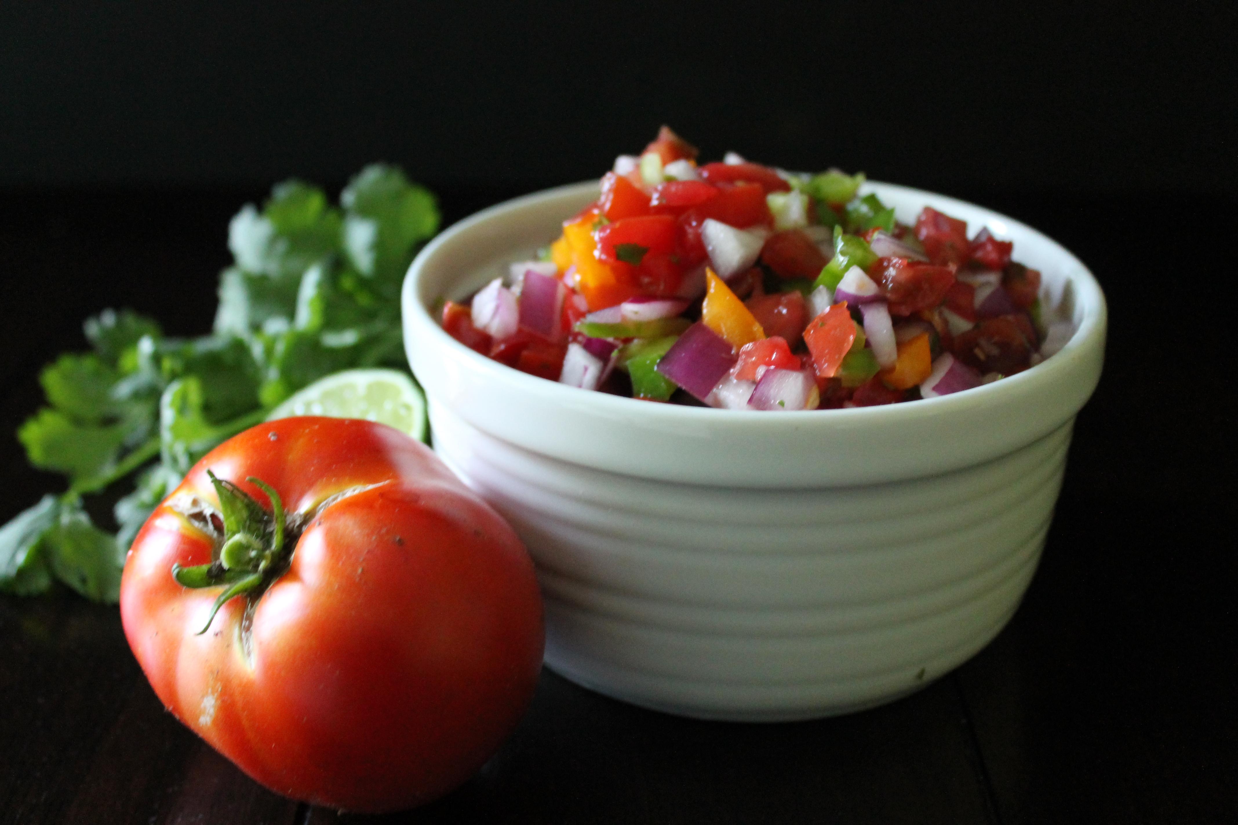 Freshest Salsa on the Block