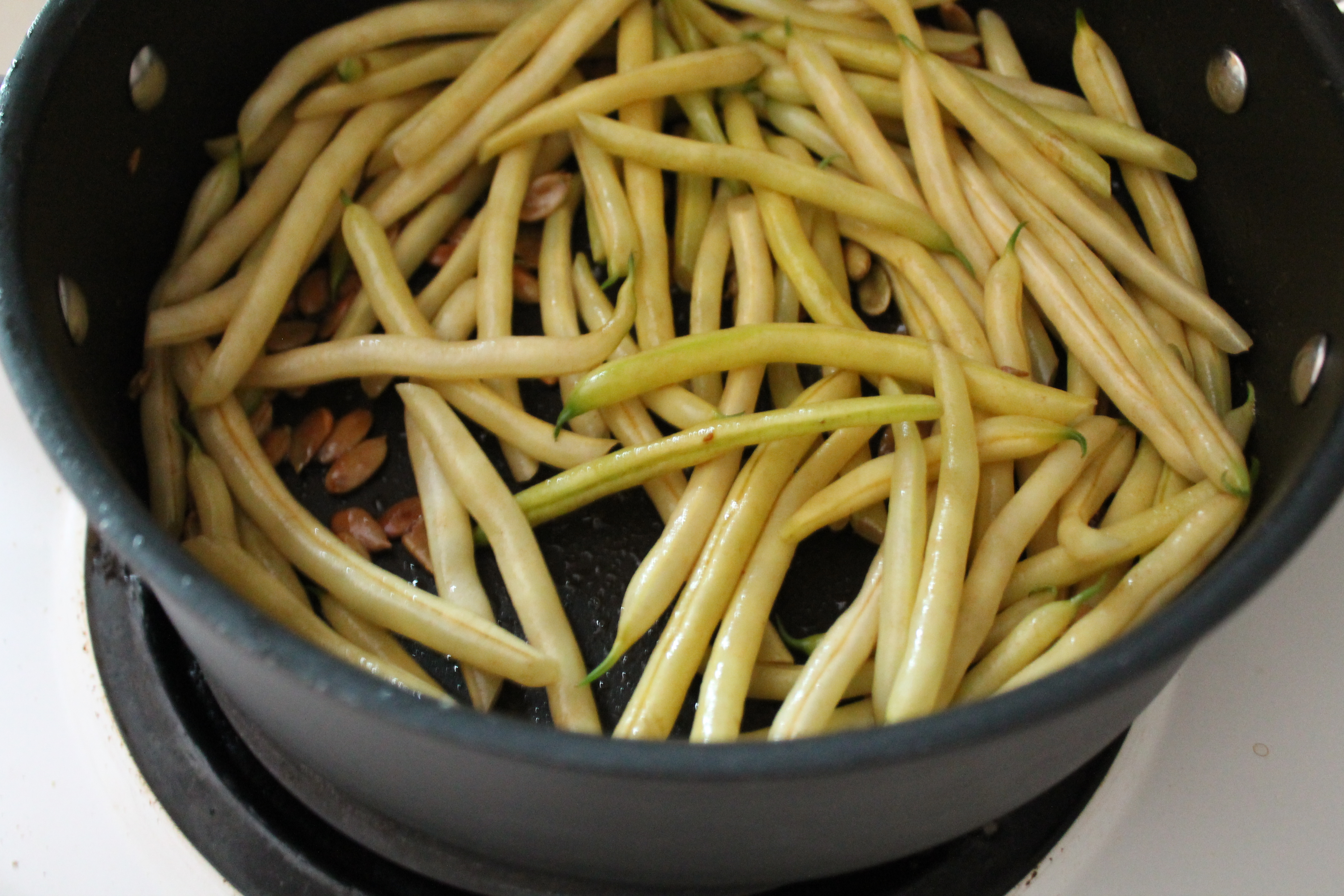 Cooking Beans