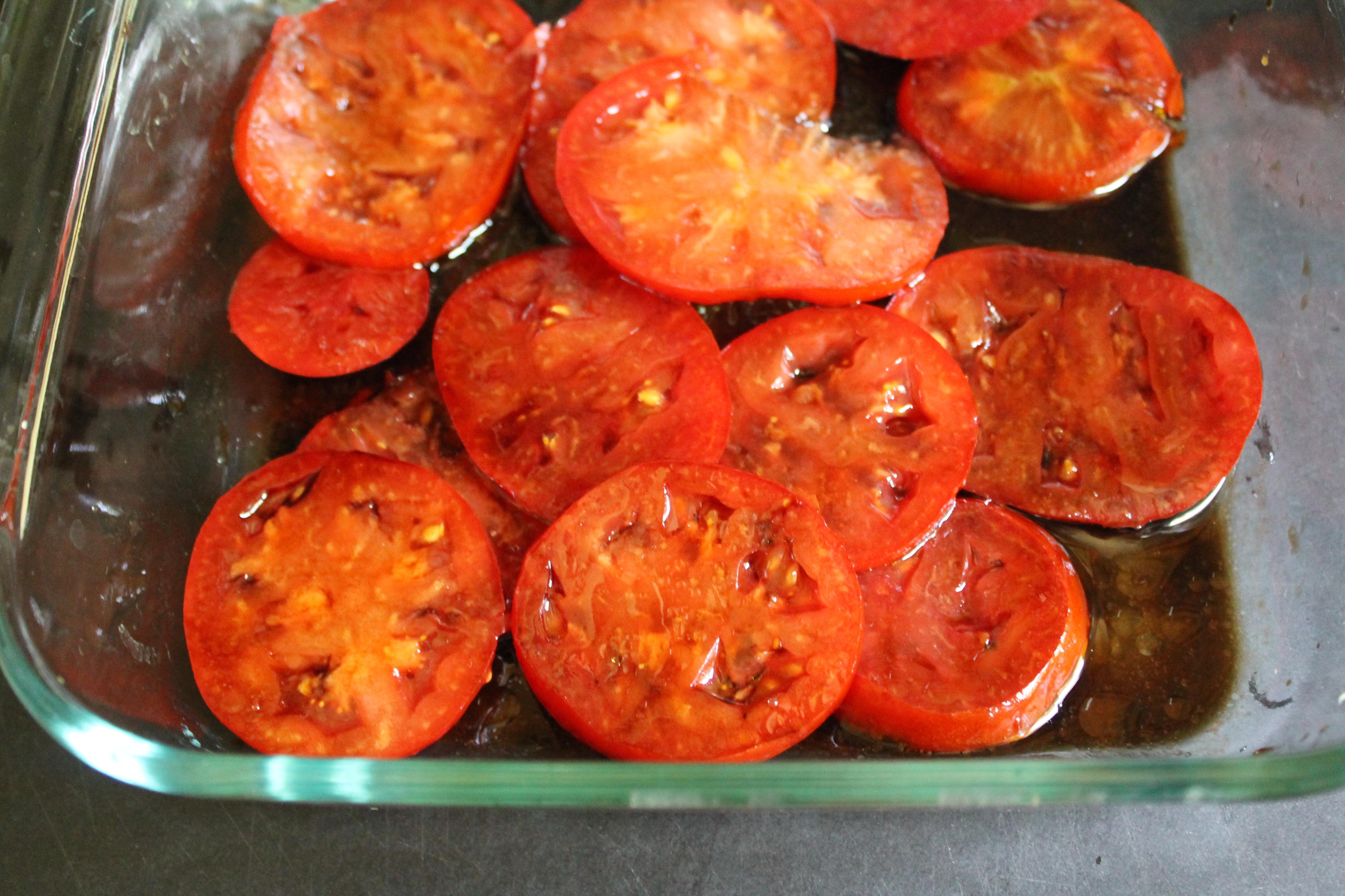 Balsamic Tomatoes