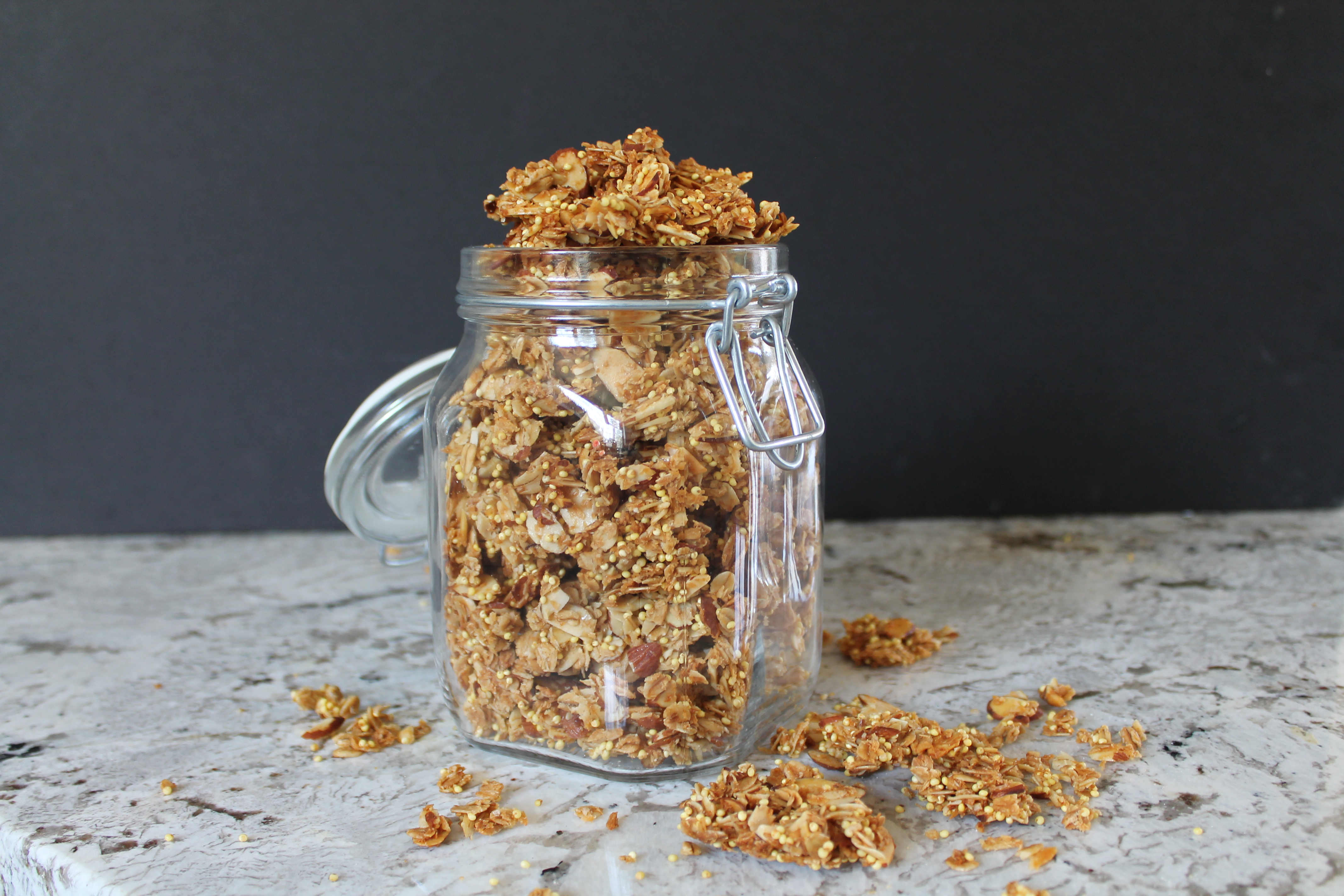 Morning Granola