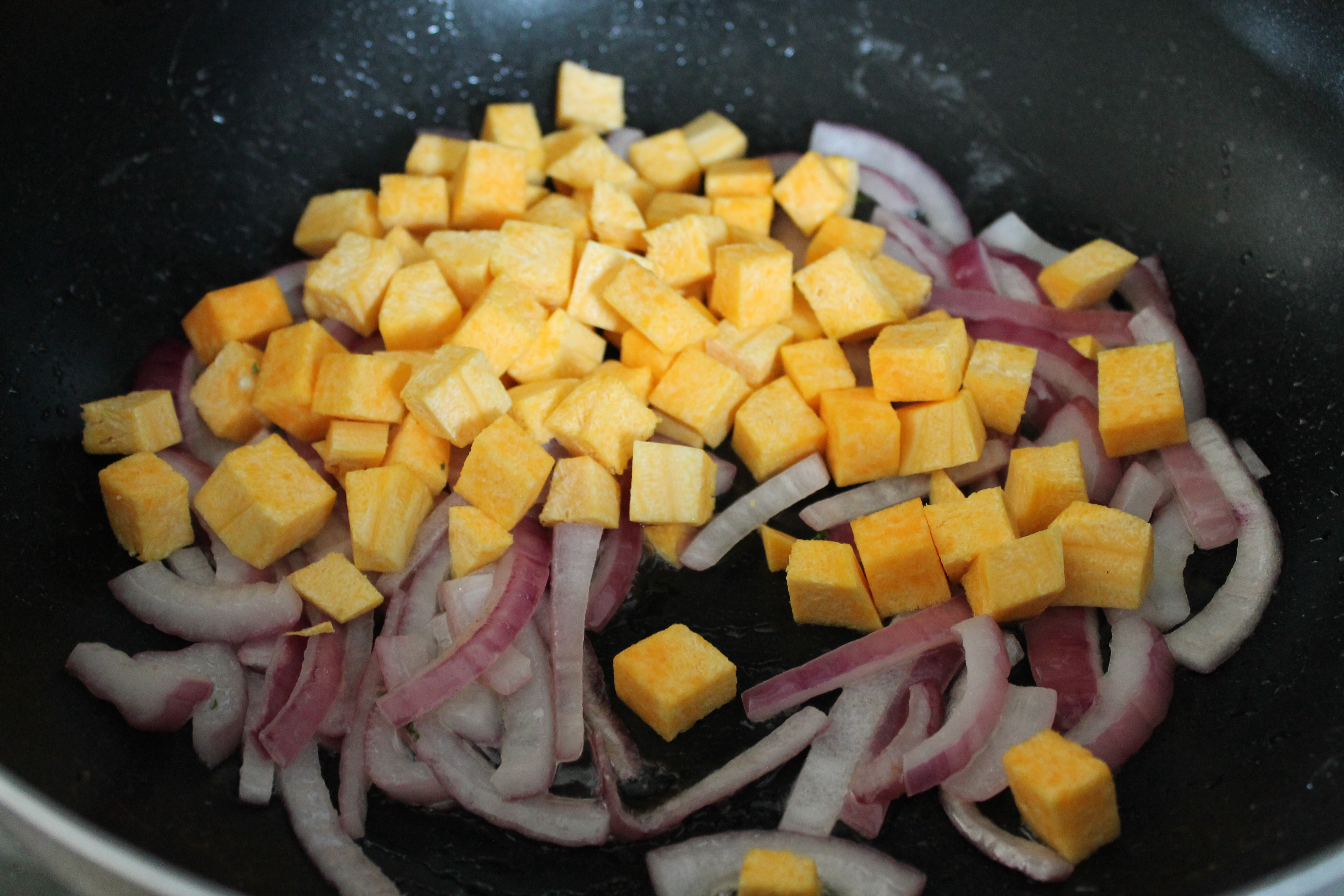 Squash and Onions