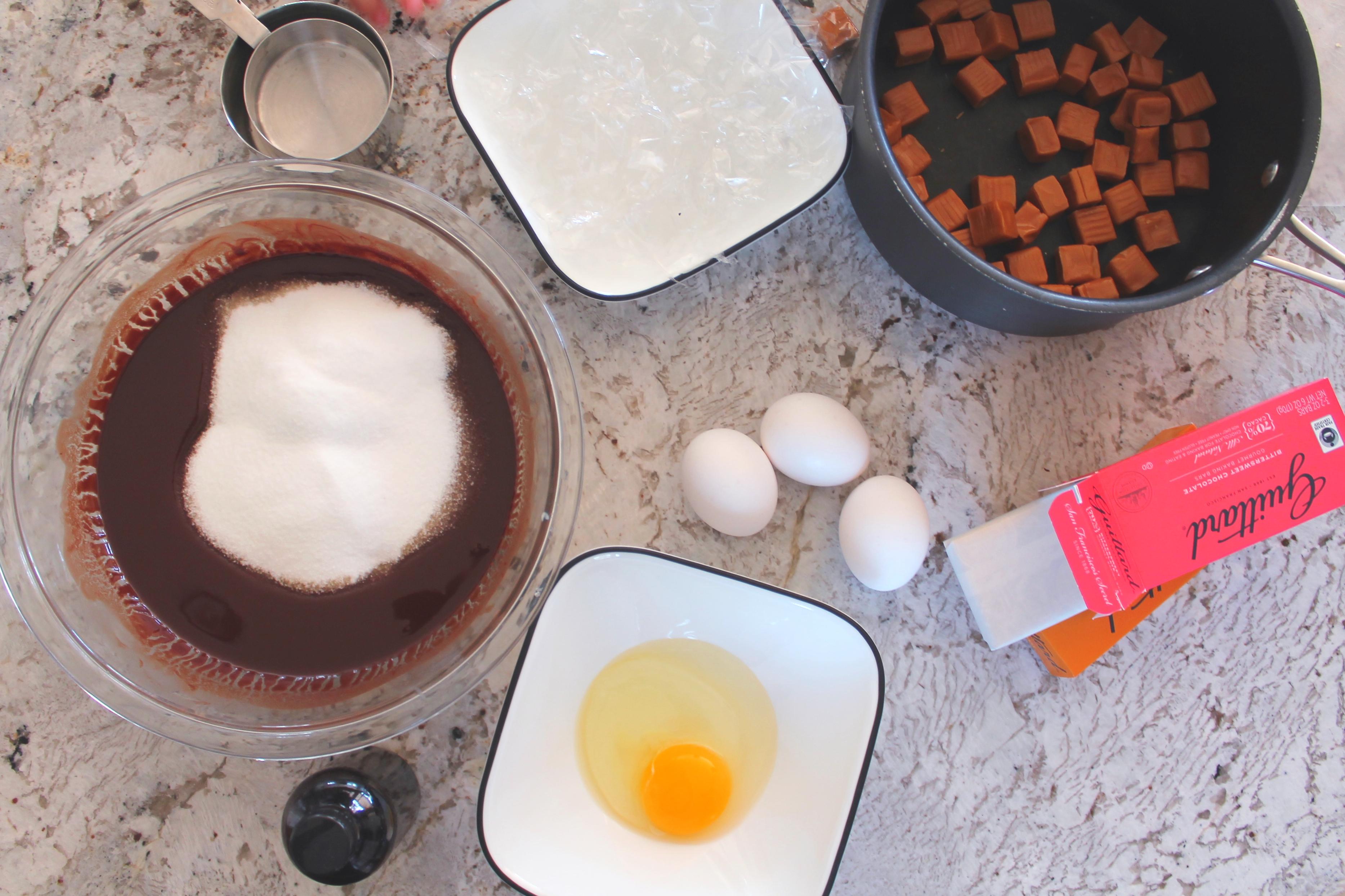 Let's Make Brownies