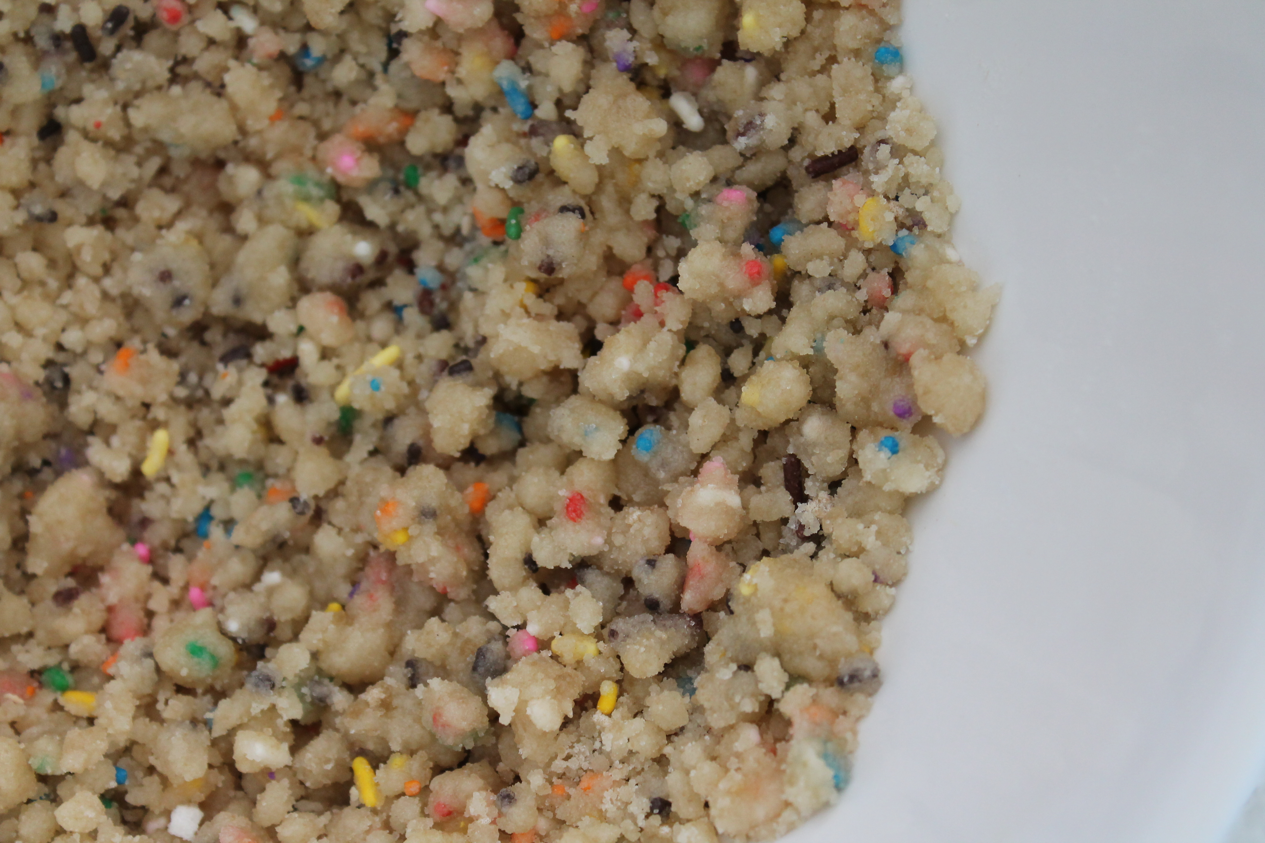 Crumbly Sprinkly Bits
