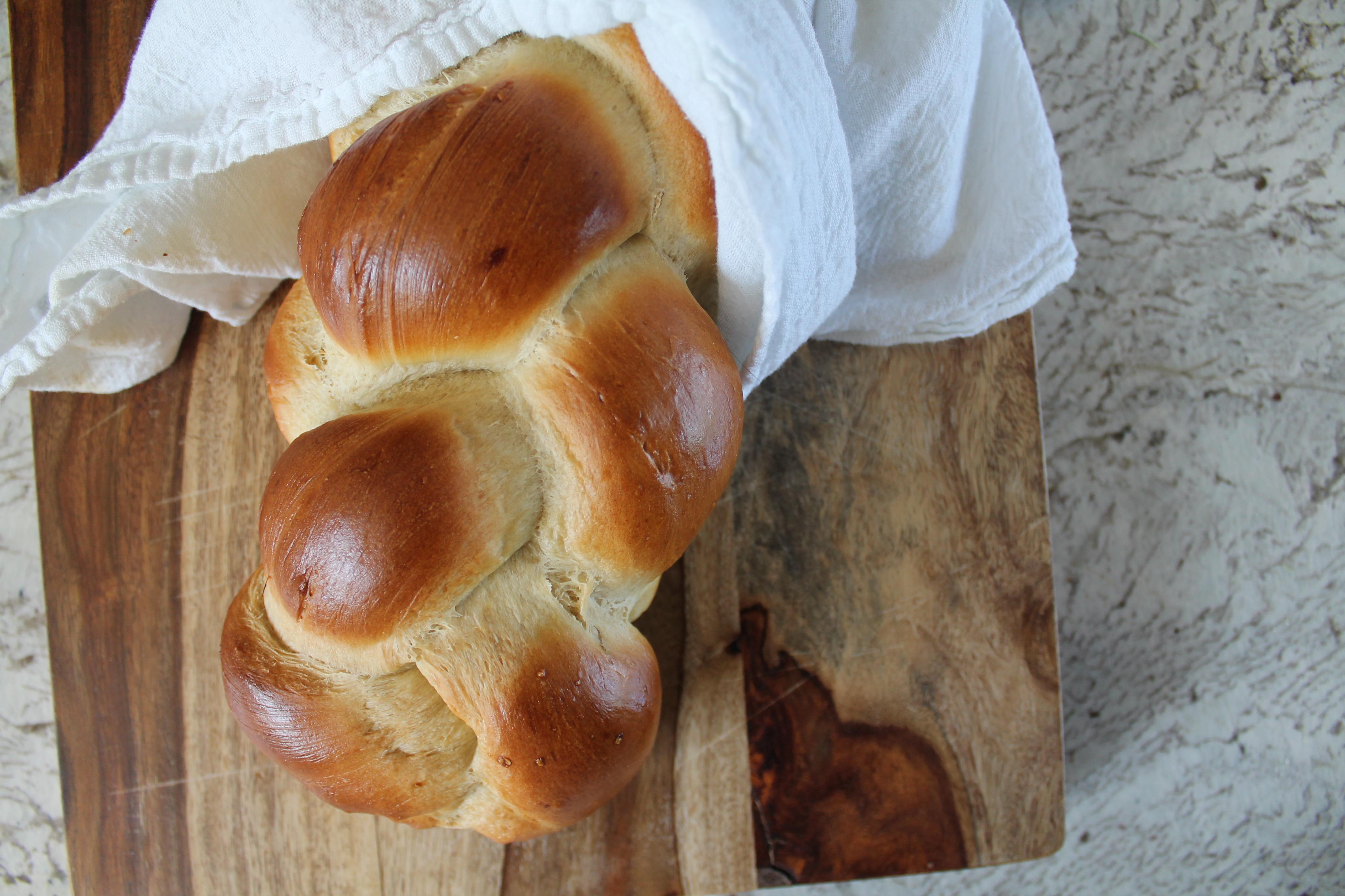 Challah Loaf